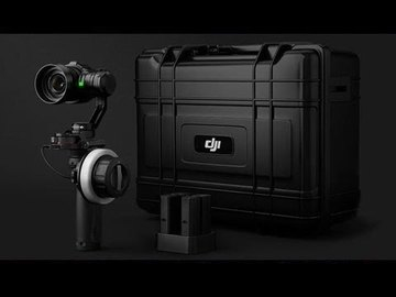 Rent: DJI Osmo Pro X5 + Accessories