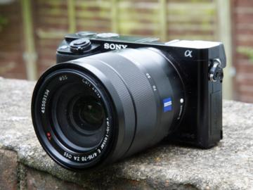 Rent: Sony Alpha a6000 Mirrorless Digital Camera