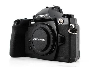 Rent: Olympus OM-D E-M1
