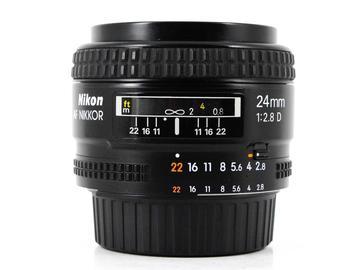 Rent: Nikon AF 24mm f/2.8D