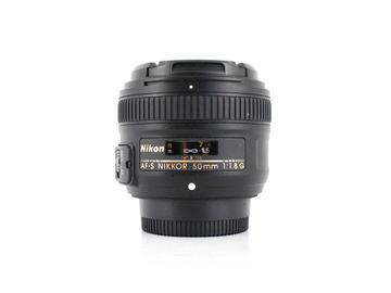 Rent: Nikon AF-S 50mm f/1.8G