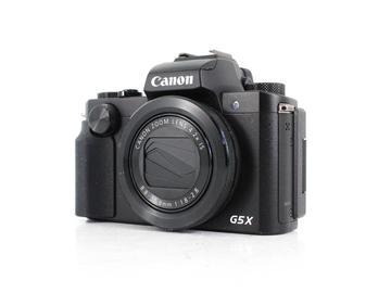 Rent: Canon PowerShot G5 X