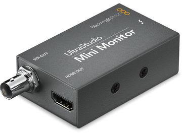 Rent: BlackMagic Mini Monitor kit
