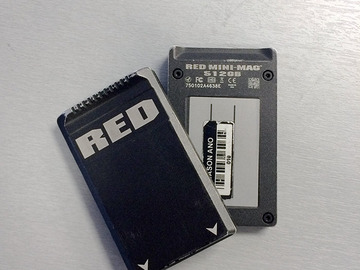 Rent: RED Mini-Mag SSD 512gb Kit (2x Pair)