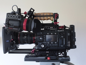 Rent: Sony PMW-F5 with 4K update