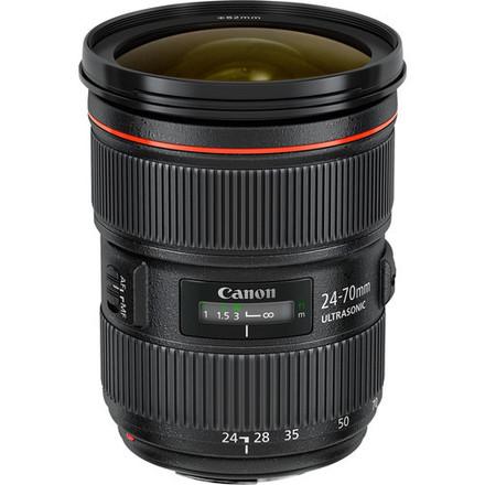 Canon 24-70mm 2.8/f MK2