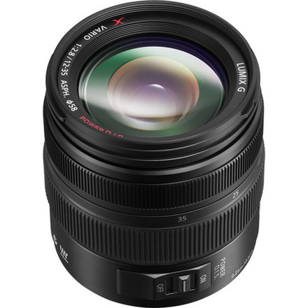 Panasonic Lumix G 12-35mm 2.8/f Micro 4/3's Mount Zoom Lens