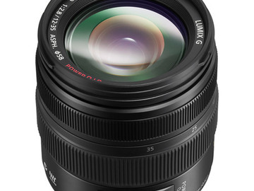 Rent: Panasonic Lumix G 12-35mm 2.8/f Micro 4/3's Mount Zoom Lens