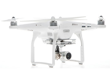 Rent: DJI Phantom Drone with Second Battery and Charger
