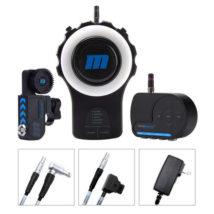 Redrock Micro Follow Focus Remote (with ac power and ptap po
