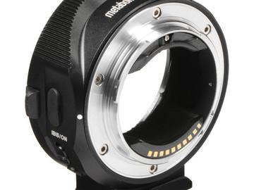Rent: Metabones Canon EF/EF-S Lens to Sony E Mount T Smart Adapte