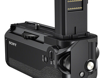 Rent: Sony Vertical Battery Grip for Alpha a7/a7R/a7S Digital Came