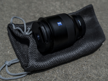 Rent: Zeiss Batis 85mm f/1.8 Lens for Sony E Mount