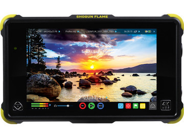 "Rent: Atomos Shogun Flame 7"" 4K HDMI/SDI Recording Monitor"