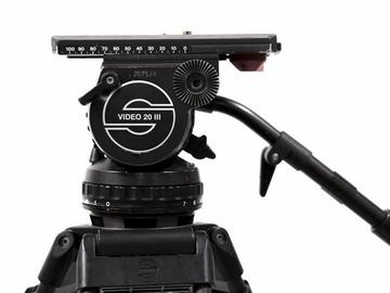 Rent: Sachtler Video 20 III  Tripod