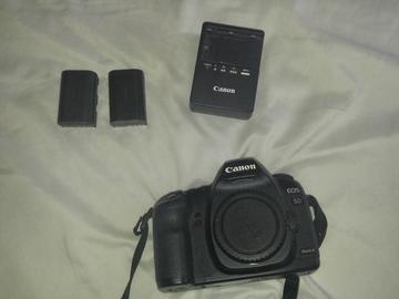 Rent: Canon 5D Mark II