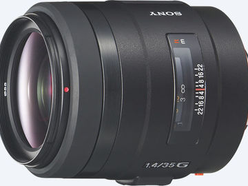 Rent: Sony 35 mm F1.4 G