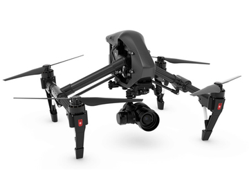 Rent: DJI Inspire 1 v2.0 Quadcopter with X5R