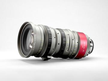 Rent: Angenieux EZ-1 30-90mm T2 / 45-135mm T3 PL or EF