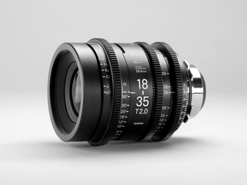 Rent: Sigma 18-35mm T2 Cine - PL Mount
