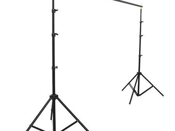 "Rent: 12"" Background Stand"