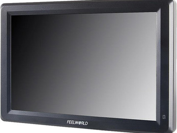 Rent: Feelworld F7 - 7in IPS Monitor 1920x1200 includes batteries