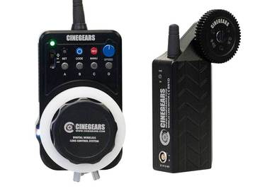 Rent: Cinegears Wireless Follow Focus Kit