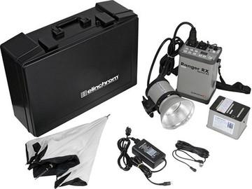 Rent: Elinchrom Ranger Kit 1100watt/sec with 2 heads (1 A, 1 S)