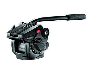 Rent: Manfrotto 501HDV Pro Video Head w/ 351MVB2 Sticks