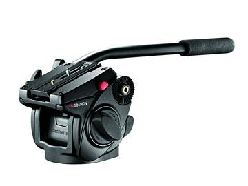 Manfrotto 501HDV Pro Video Head w/ 351MVB2 Sticks