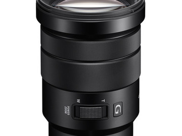 Rent: Sony FE PZ 18-105mm f/4.0
