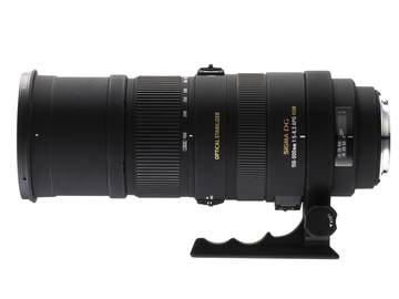 Rent: Sigma 150-500mm Zoom (EF Mount)