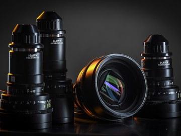 Rent: Hawk C-Series Anamorphic Lens Set