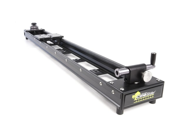 Kessler CineSlider 3-ft w/ All-Terrain Outrigger Feet