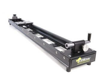 Rent: Kessler CineSlider 3-ft w/ All-Terrain Outrigger Feet
