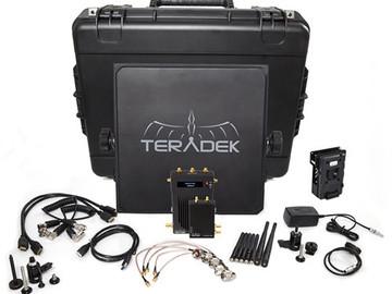 Rent: Teradek Bolt 3000 3G-SDI/HDMI Video Transceiver Deluxe Set