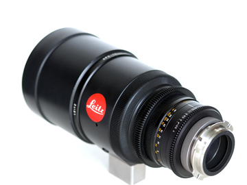 Rent: LEICA 280MM T2.8 APO TELE PL MOUNT LENS