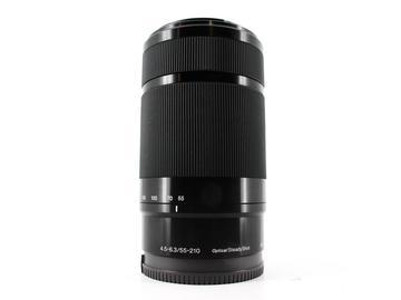 Rent: Sony E 55-210mm f/4.5-6.3 OSS