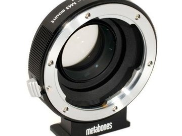 Rent: Metabones Leica R Lens to Micro Four Thirds Speed Booster