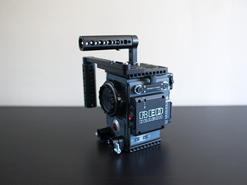 Rent: RED Scarlet-W Dragon 5K Brain + Basics