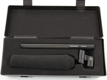 Rent: MKH-416 & PSC 12ft Boom pole kit