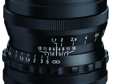 Rent: Voigtlander 35mm f/1.7 Ultron Black Aspherical Leica M Mount