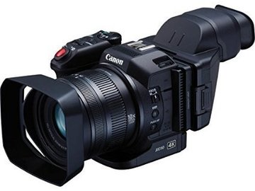 Rent: CANON XC10 4K CAMCORDER W/24-240MM ZOOM