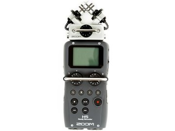 Rent: Zoom H5 Handy Recorder with Interchangeable Mic System Kit