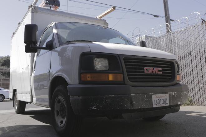 1 Ton Grip Truck - GMC Van