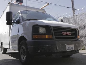 Rent: 1 Ton Grip Truck - GMC Van