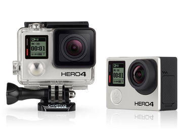 Rent: GoPro HERO4 Black