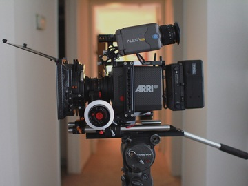 Rent: Arri Alexa Mini Package w/ Zeiss Standard Speeds and WCU-4
