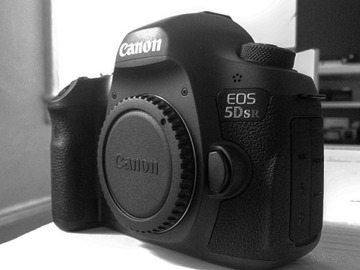 Rent: Canon EOS 5DS R DSLR Camera (Body Only)