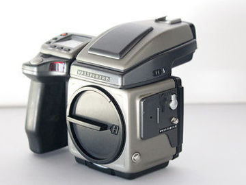 Rent: Hasselblad H2 Medium Format Camera Body